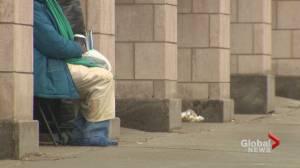 Coronavirus: Growing concern for Toronto's homeless amid COVID-19 crisis (02:05)