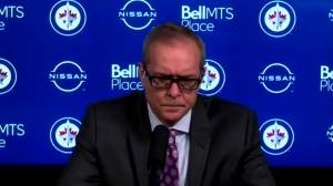 RAW: Winnipeg Jets Paul Maurice Interview – Feb. 25 (11:35)
