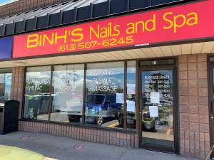 10 cases of COVID-19 linked to Kingston nail salon, regional total reaches 73