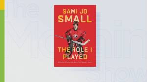 Hockey Veteran Sami Jo Small on hockey career and new book 'The Role I Played' (04:56)