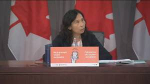 "Coronavirus: Canadian health officials warn of potential ""fall peak"" of COVID-19"