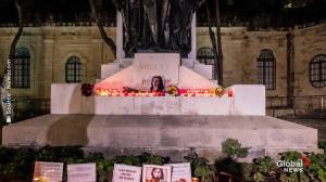 Malta court charges businessman with complicity to murder in death of journalist