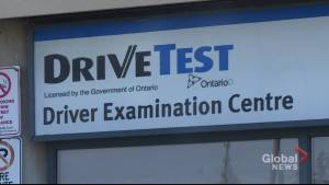 Ontario drive test appointments are being sold online for hundreds of  dollars. Is this legal? (02:10)