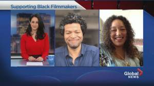 A new mentorship program for Black filmmakers (03:51)