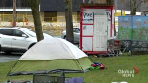 Halifax outreach workers say insecurely housed people need access to affordable units, not temporary shelter beds (01:45)