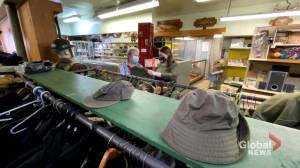 'It is going to be sad to see it go': Memramcook War Surplus Store to close after 75 years (02:05)