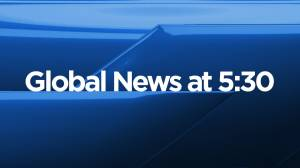 Global News at 5:30 Montreal: Oct. 27 (10:55)