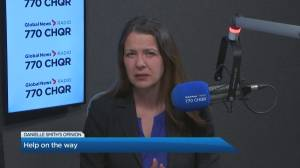 Danielle Smith joins the conversation on Global News Morning Calgary (03:47)