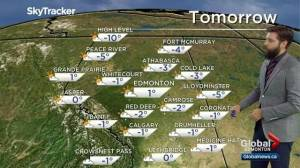 Global Edmonton weather forecast: Nov. 19