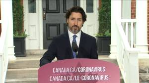 Coronavirus outbreak: Trudeau says his government wants to be a 'partner' for provinces in a 'safe, effective' economic restart
