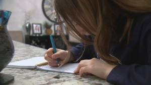 How journal writing can help your child's mental health