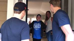 St. Louis Blues surprise a superfan with her own Stanley Cup ring