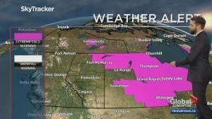 Edmonton Weather Forecast: Feb. 11