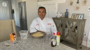 Checking in with Food Network Canada star Buddy Valastro