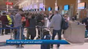 Travel tips from the Winnipeg Airport