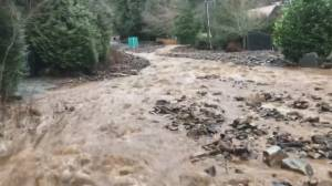 State of emergency in Fraser Valley over floods and landslides