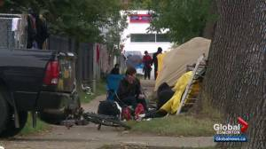 Edmonton's homeless camps raise questions over safe spaces for less fortunate