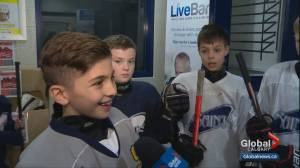 Esso Minor Hockey Week kicks off in Calgary