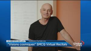 "Community Event: SMCQ Virtual Recitals ""Visions cosmiques"""