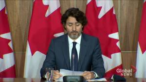 Trudeau calls on Canadians to support Muslim community following London, Ont. vehicle attack (01:38)