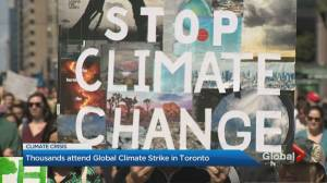 Premier Doug Ford no show at climate rally