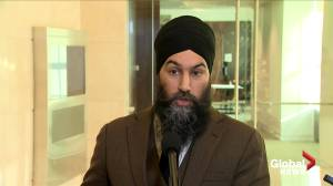 No decision yet on whether NDP will support CUSMA: Singh