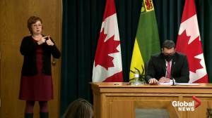 Coronavirus: Age to be determining factor for vaccine priority in phase 2, says Saskatchewan's health minister (02:21)