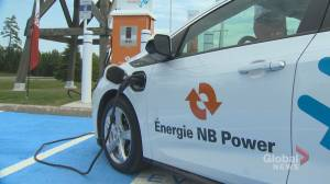 N.B. falls short on electric vehicle goals