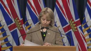 B.C. health officials offer condolences to Nova Scotians during daily COVID-19 briefing