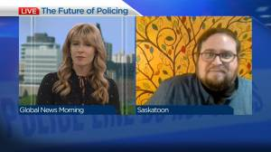 Changes to police with Scott Thompson