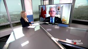 China's treatment of Uyghur minority is 'totally unacceptable': Garneau (09:15)