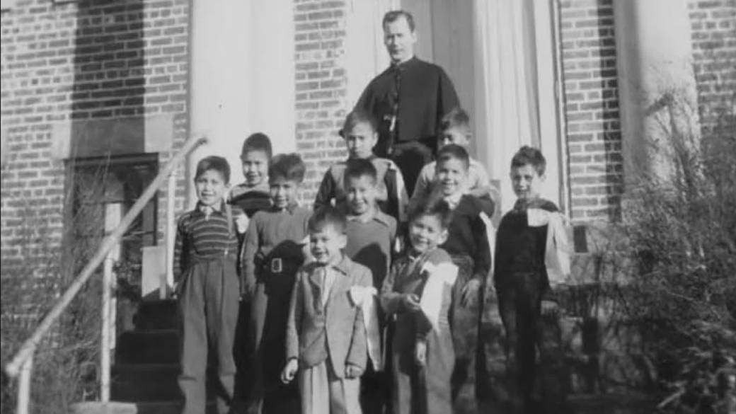 Click to play video: 'Fundraising campaign to start searches at other residential school sites'