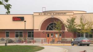 North Okanagan school district cuts back on teachers (01:23)
