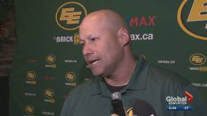 Eskimos introduce team's new coaching staff to Edmontonians