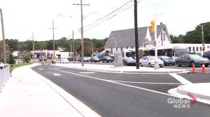 The Bayers Road widening project is overdue, causing frustration (02:05)