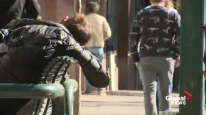 Social disorder and homelessness in Edmonton