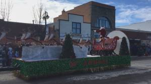 38 years of Christmas cheer: Fort MacLeod's annual Santa Claus Parade storms the streets