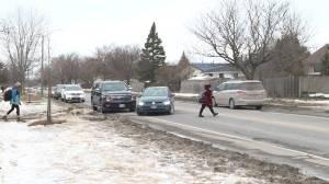 More traffic concerns around a Kingston school campus (02:06)