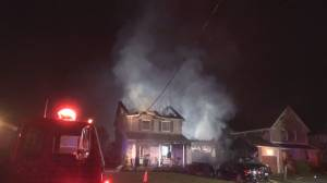Fire destroys Norwood home