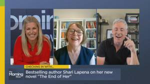 New book 'The End of Her' (05:19)