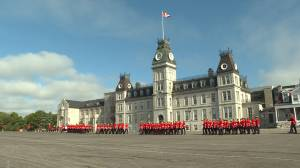 Royal Military College cadet tests negative for COVID-19 virus