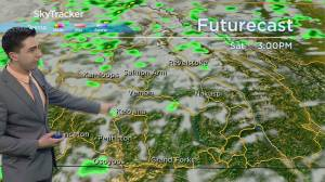 Kelowna Weather Forecast: July 3