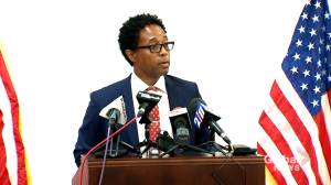 No charges for officer in Michael Brown's death, says St. Louis County's top prosecutor