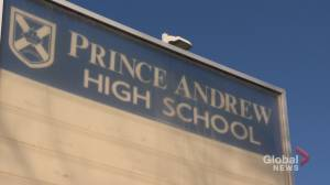 Sex assault allegations spark name change discussions at Prince Andrew High School