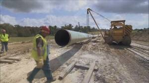 What does completion of Line 3 pipeline project mean for Alberta? (04:04)