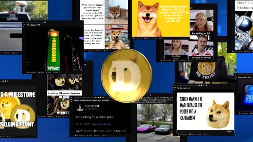 Click to play video: 'Dogecoin: How the joke cryptocurrency became no laughing matter'