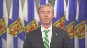 Premier-designate Tim Houston talks with Global News Morning (07:04)