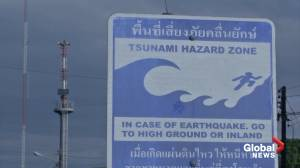 Miracle survivor of 2004 tsunami on a mission to close gaps in warning system