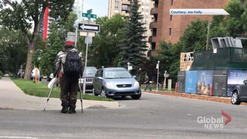 65 and no fixed address: Calgary seniors struggle with homelessness