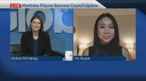 Checking in with the Manitoba Filipino Business Council (04:12)